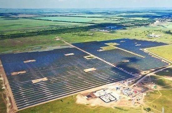 «Solar Systems» запустила три очереди солнечной фотоэлектростанции на Ставрополье