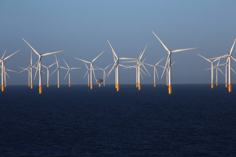 «Royal Dutch Shell» решила приобрести пионера плавучей ветроэнергетики