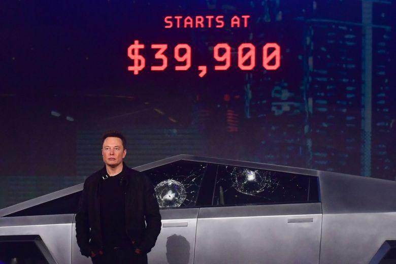 Илон Маск: получено около 150 тысяч заказов на «Tesla Cybertruck»