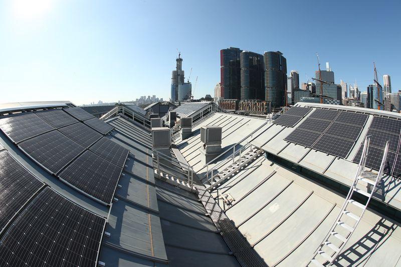 Австралия лидирует в мире по количеству солнечных батарей на крыше