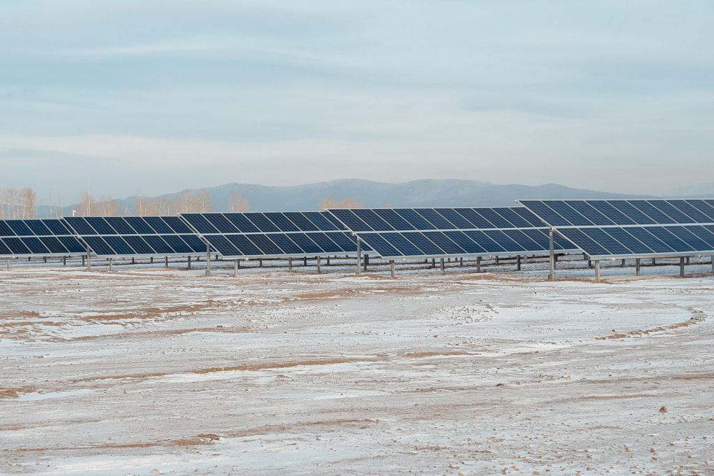В Республике Бурятия ввели в эксплуатацию пятую солнечную электростанцию