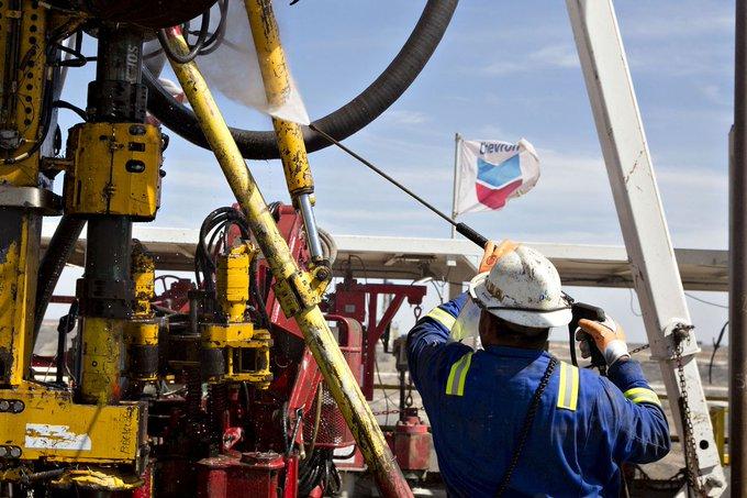 «Chevron» выходит из сланцевого проекта «Appalachia» и СПГ-проекта в Британской Колумбии