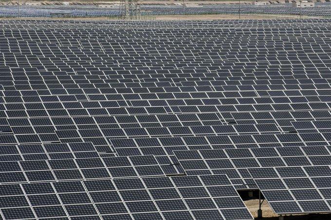 Крупнейшая в Китае солнечная ферма без субсидий запущена в Ляонине