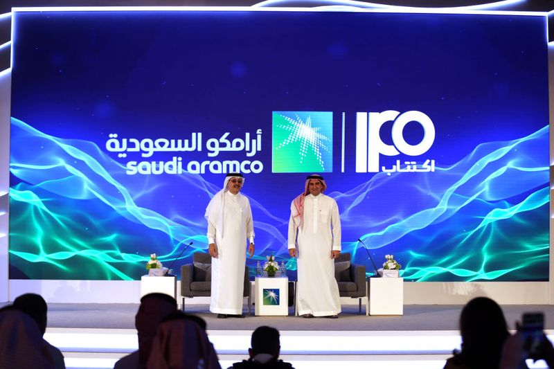 «Saudi Aramco» провела крупнейшее в истории IPO на $25,6 млрд