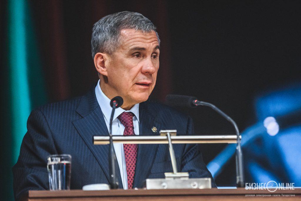 Рустам Минниханов: Республика Татарстан способна увеличить добычу нефти до 40 млн т в год и выше