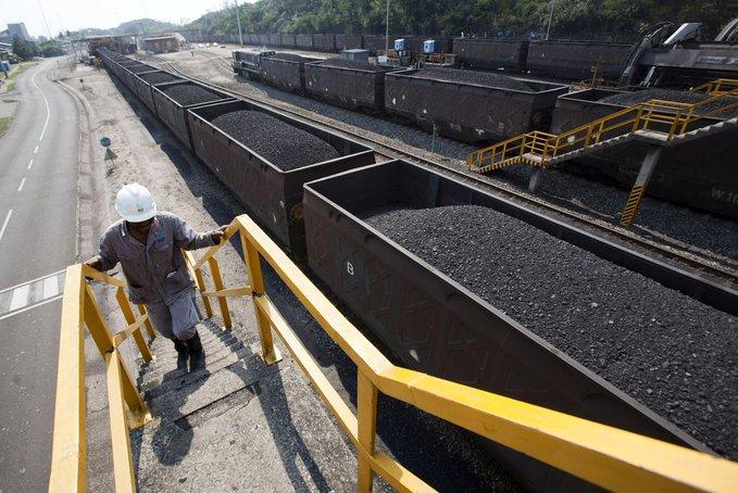 У крупнейшего экспортного терминала в Африке спрос на уголь остается стабильным