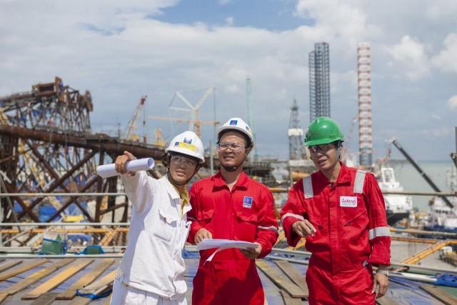 В текущем году во Вьетнаме построят завод по производству СПГ