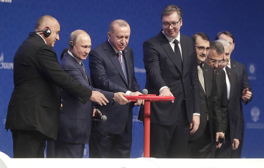 Новак: Проект «TurkStream» значительно повысит глобальную энергетическую безопасность