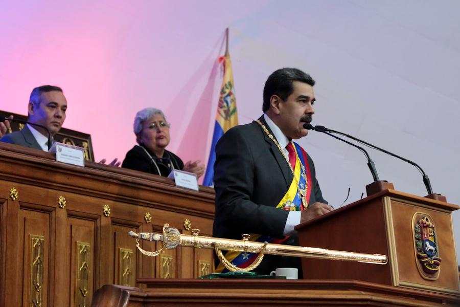 Президентом Венесуэлы подписан указ о продаже 4,5 млн баррелей нефти за криптовалюту petro