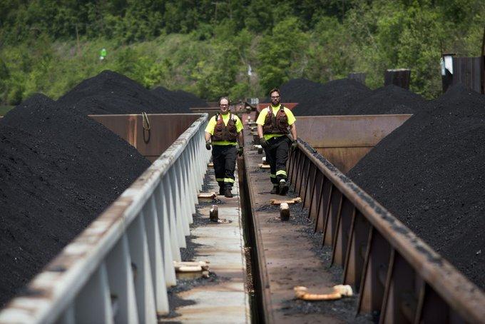 Угольная отрасль Америки не умерла, она готовится к возвращению