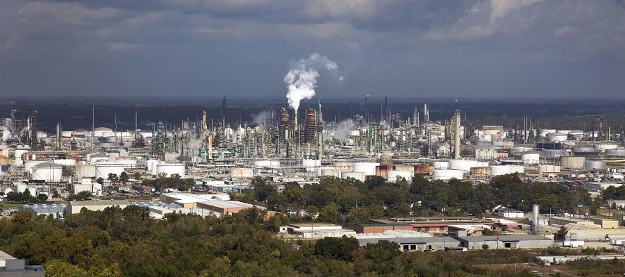 «ExxonMobil» снижает объемы производства на НПЗ в Батон Руж в Соединенных Штатах