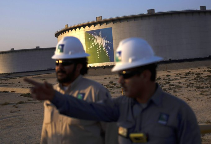 Саудовская Аравия увеличит объем добычи нефти до 13 миллионов баррелей в день