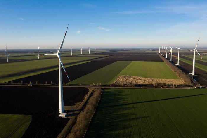 Электроэнергия первого ветропарка «Росатома» поступила на оптовый рынок