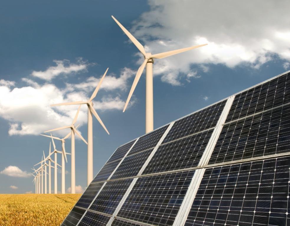 Возобновляемые источники энергии настигло первое сокращение за два десятилетия