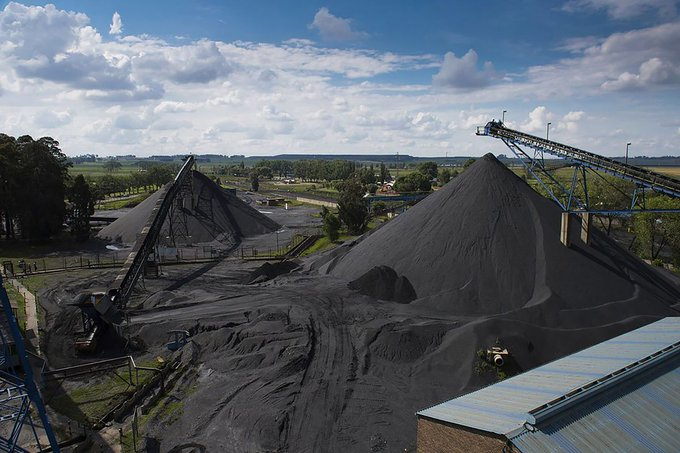 «Anglo American» намерена выйти из угольного бизнеса в Южной Африке
