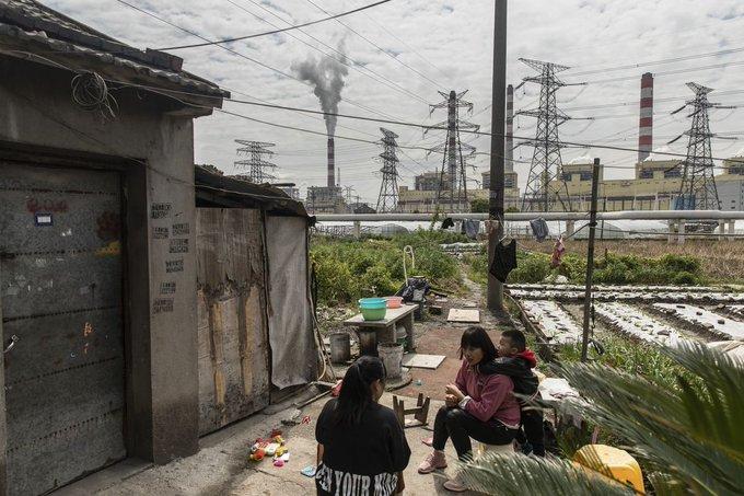 После возобновления экономики расход угля на электростанциях Китая подскочил в жаркие дни