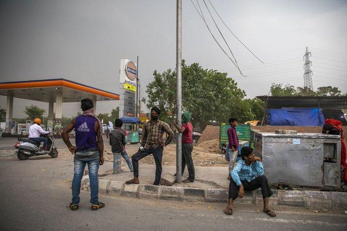 Восстановление спроса на нефть в Индии проходит намного медленнее, чем в Китае