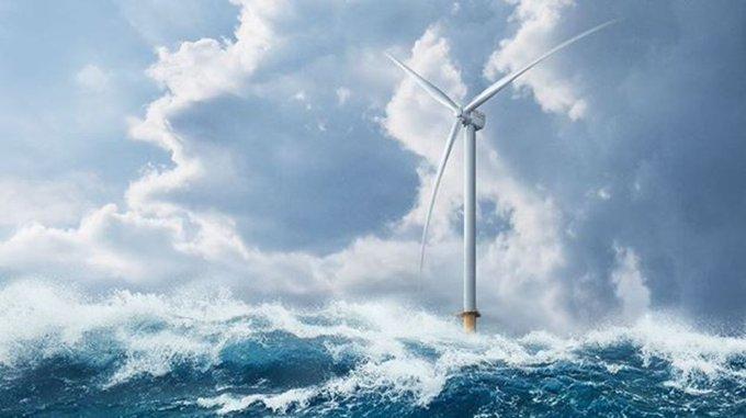 Битва за крупнейшую в мире морскую ветряную турбину накаляется
