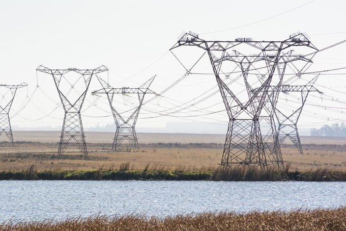 В Китае завершается строительство линии для доставки «чистой» энергии протяженностью 1000 миль