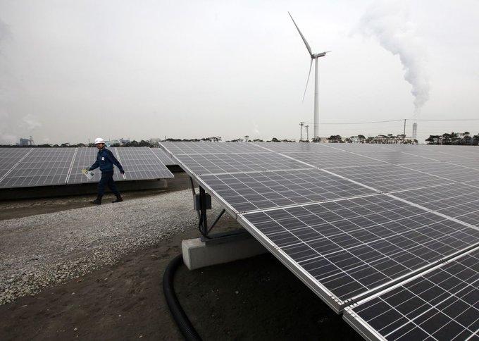Японская «Tepco» планирует к 2030 году увеличить производство «зеленой» электроэнергии до $18 млрд