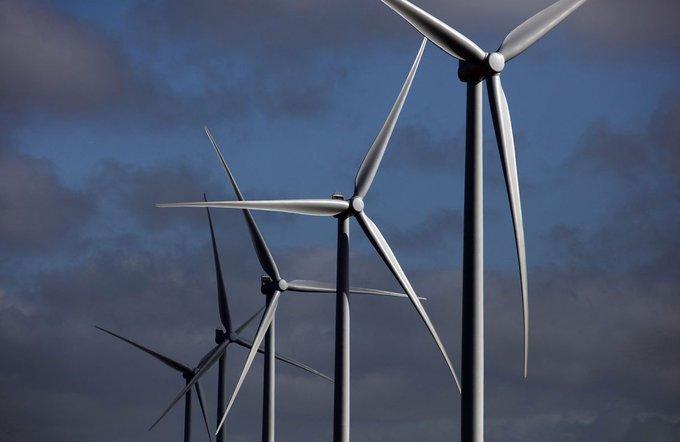 Ветряная электростанция без госсубсидий получает зеленый свет в Северном море