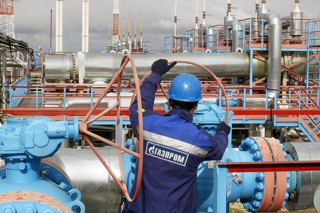 Газодобыча «Газпрома» в июне снизилась на 18%