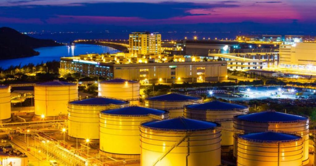 Индия планирует хранить запасы сырой нефти в Соединенных Штатах