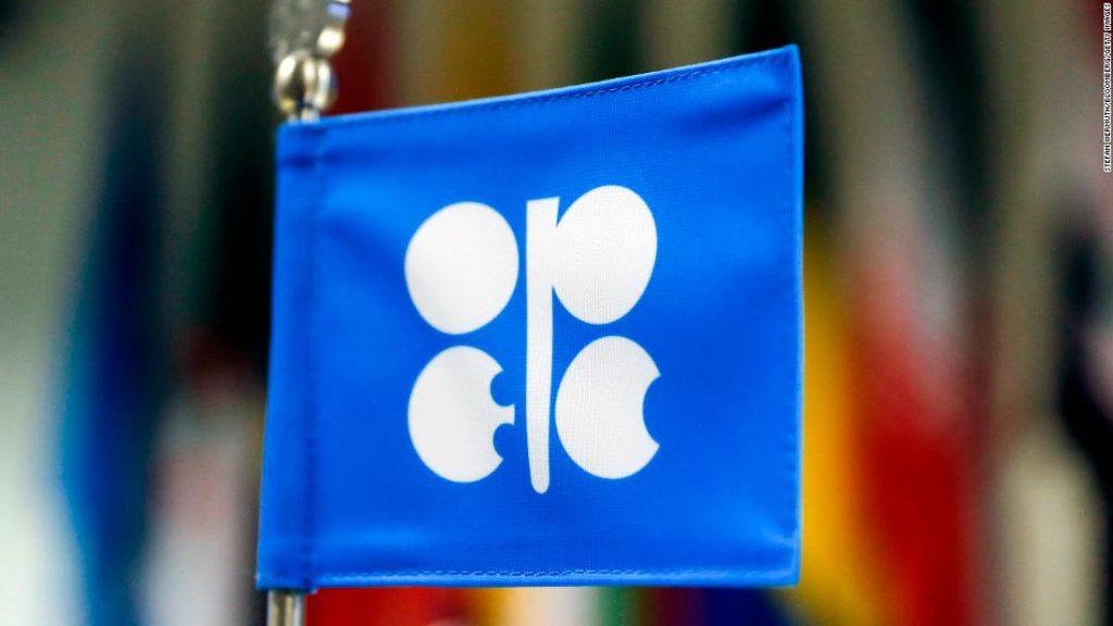 OPEC: спрос на сырую нефть в 2021 году превысит докризисный уровень